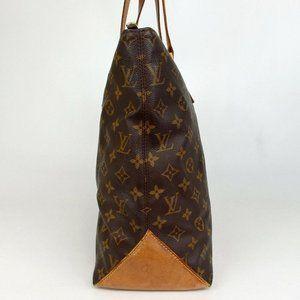 Louis Vuitton Bags - Louis Vuitton Monogram Cabas Mezzo Zip Toe MM